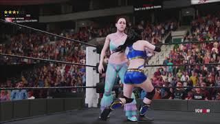 VGW2K19: Episode 7 - Chance After Chance (WWE2K19)