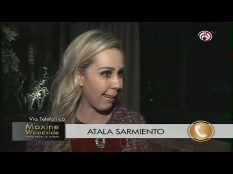 """Atala Sarmiento Niega Regreso A TV Azteca: """"sólo Juegan Con Mi Nombre"""""""