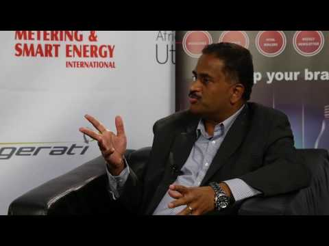 Thava Govender: Group Executive - Transmission and Sustainability & Risk, Eskom