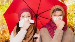Βροχές, δύσκολο φθινόπωρο και δυνατό ανοσοποιητικό
