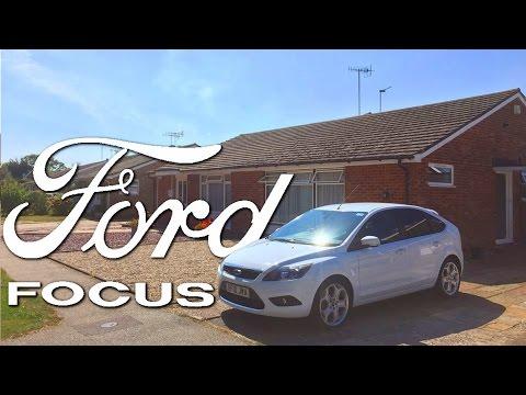 2010 Ford Focus titanium Mk2 facelift 5 door hatchback. Interior, exterior, exhaust in depth tour