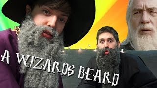 A Wizards Beard!