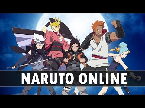 NARUTO ONLINE - On Vous Dit Tout Sur Le MMO Free To Play
