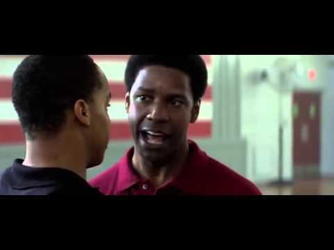 Remember the Titans - First Team Meeting