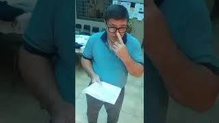 Roberto Pino de Jesus. Diretor do Stiam Sindicato dos trabalhadores da alimentação de Maringá.
