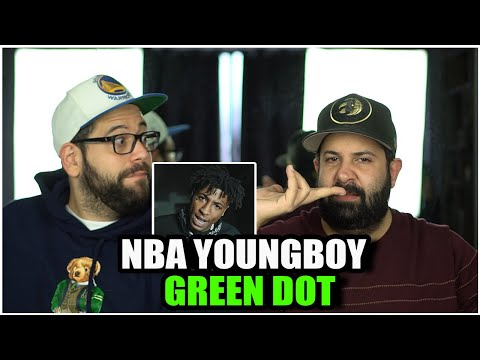 THIS GUY IS TOO HYPE!! Nba Youngboy – Green Dot *REACTION!!