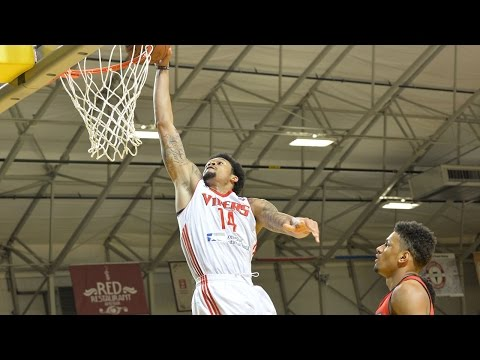 KJ McDaniels 2015-16 NBA D-League Season Highlights