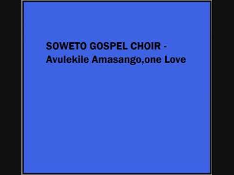 Avulekile Amasango, one Love