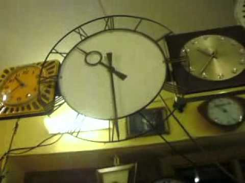 Slave Clock With Sneaking Second Doovi