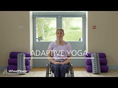 Adaptive Yoga with Nina Class 1