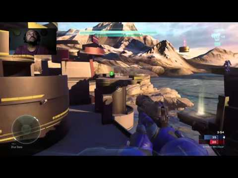 NERD PLAYN - HALO 5 GUARDIANS 11/2/15a From Ed Johnson Presents NERD (Part 2)