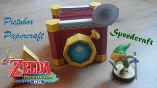 Pictobox Papercraft! The Legend of Zelda: The Wind Waker