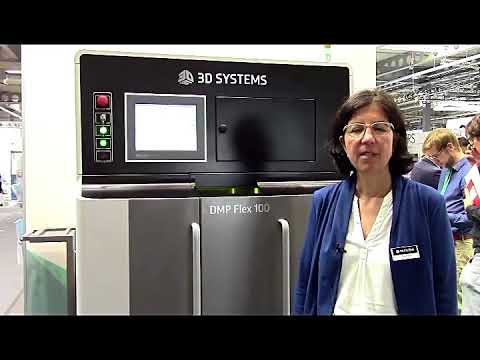 DMP Flex 100 From 3D Systems