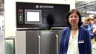 DMP Flex 100 From 3D Systems