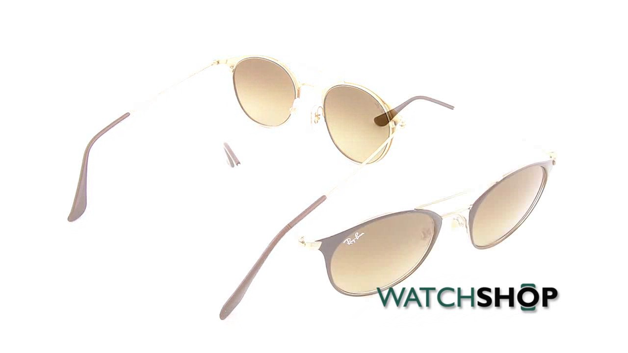 Ray-Ban RB3546 Sunglasses (RB3546-900985-49) - YouTube 03797b41e457
