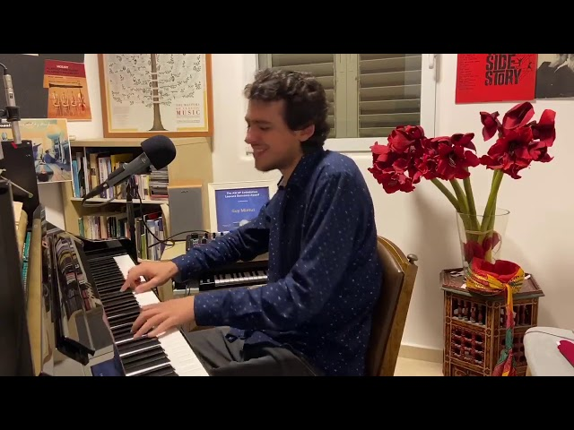 Guy Mintus: What a Wonderful World (Israel) | #JazzDayAtHome 2020