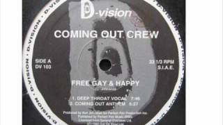Coming Out Crew