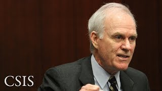 Maritime Security Dialogue: A Conversation with Hon. Richard V. Spencer, Secretary of the Navy