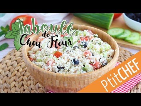 recette-taboulé-de-chou-fleur-100%-veggie---ptitchef.com
