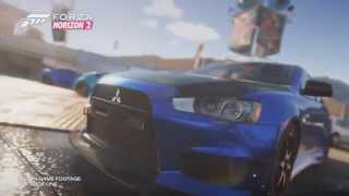 Forza Horizon 2 London Grammar - Hey Now (Arty Remix)