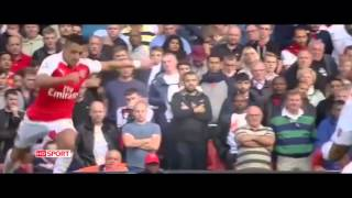 Arsenal vs Manchester United 3 0 Three goals in first 20 minutes ~ Extended Highlights