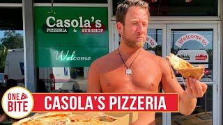 Barstool Pizza Review - Casola's Pizzeria & Sub Shop (Miami)