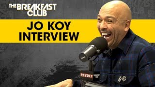 Jo Koy Describes His Terrible Sleep Apnea, Ugly Babies + World Tour