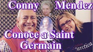 Conny Mendez conoce a Saint Germain, por Rubén Cedeño @Met...