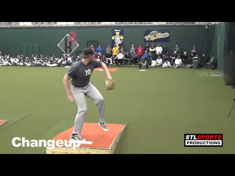 Joey Lodes - College Baseball Recruiting Video