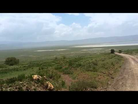 Ngorongoro Crater, Tanzania, part 2