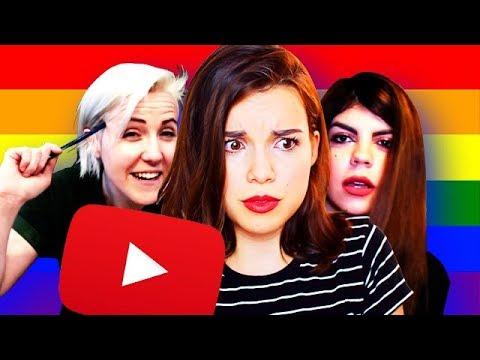 знакомство геев с лесбиянками