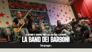"""Ecco la """"Bar Boon Band"""", il gruppo rock di poveri e clochard: """"Raccontiamo la vita con la musica"""""""