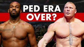 Is The PED Era Over in MMA?