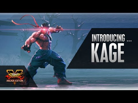 SFV: Character Introduction Series - Kage