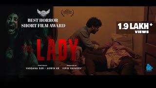 The LADY Short Film |The First-Ever CANNIBAL Movie in South India | Best Horror SF Award Winning.
