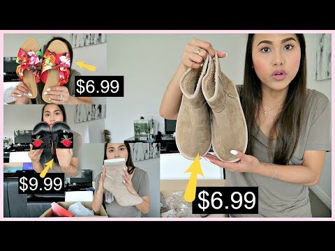 CHEAP SHOES ONLINE EXPECTATION VS. REALITY (AMI CLUBWEAR HUGE UNBOXING!) ❤️ | Rhaze