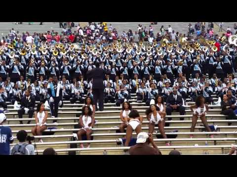 2015 JSU J-settes Homecoming (The Hills) UAPB