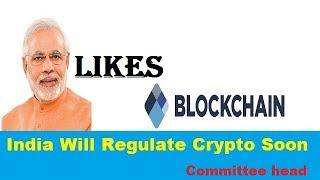 PM Modi Says We Need To Use Blockchain Asap On WCIT - Bitcoin Will Be Regulated A/C Subhash C Garg