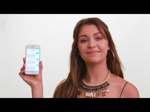 Andrea Russett Shows Stress Who's Boss with DoSomething.org and CVS