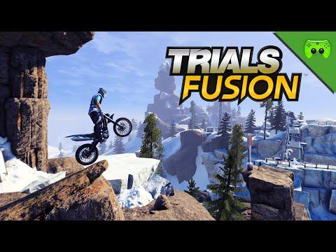 DIE SPITZE FÄLLT 🎮 Trials Fusion #3