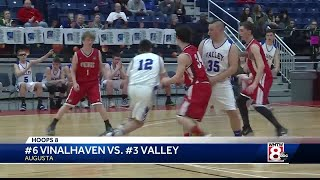 Tournament action from the Augusta Civic Center Subscribe to WMTW o...