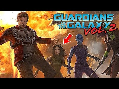 GUARDIANS OF THE GALAXY 2 Movie Preview (2017) Infos Breakdown