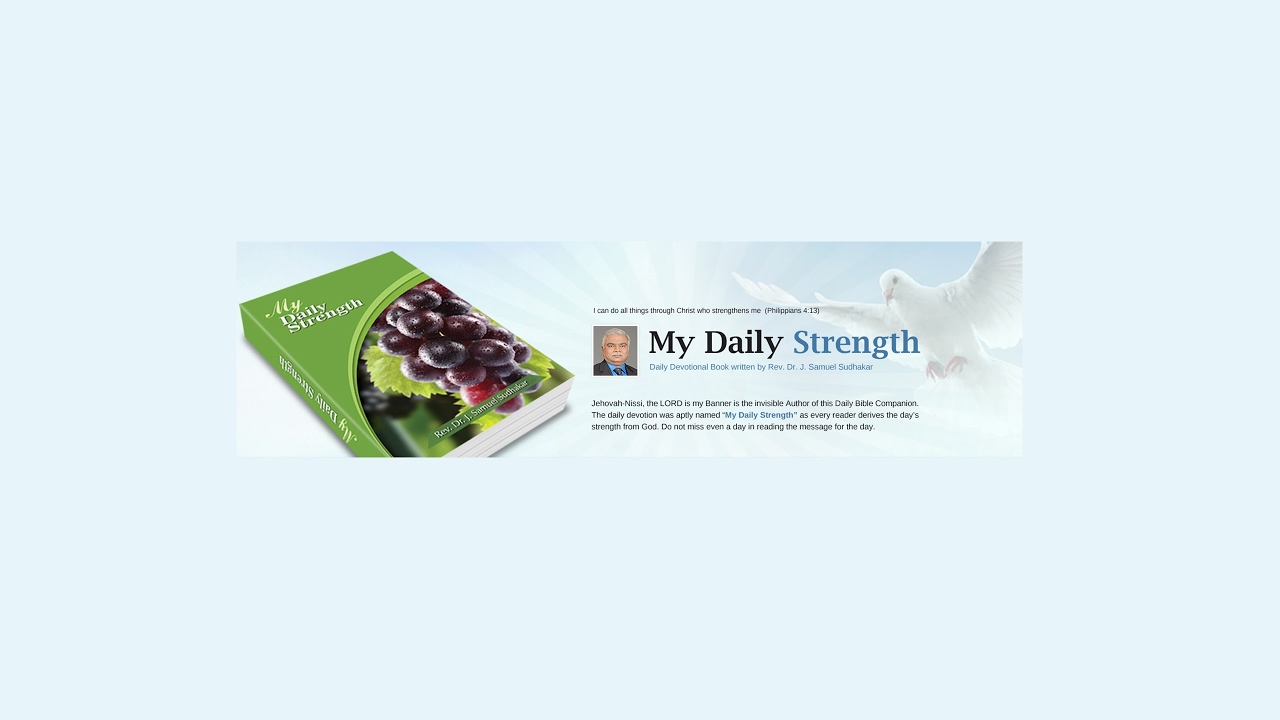 the daily strength