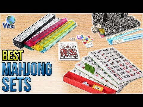 9 Best Mahjong Sets 2018 - YouTube