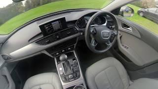 360° Interior Scan of Our 2012 Audi A6 Avant 3 0 TDI SE Multitronic 5dr PE12CRZ