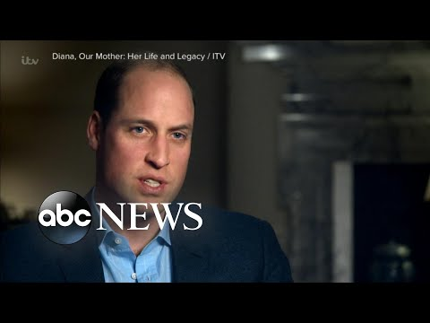 Prince William opens up about how the paparazzi moved his mother to tears