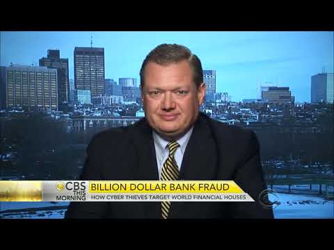 Billion Dollar Bank Fraud How Cyber Thieves Target World Financial Houses1
