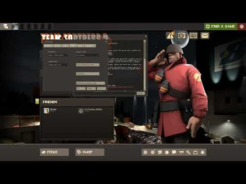 TF2 - How To Enable & Open Developer Console
