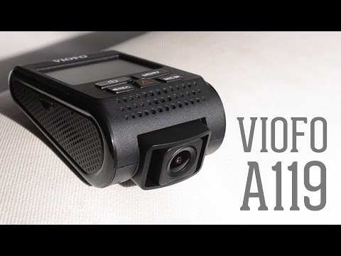 Viofo A119 Review - The Best Value Dash Camera in 2017
