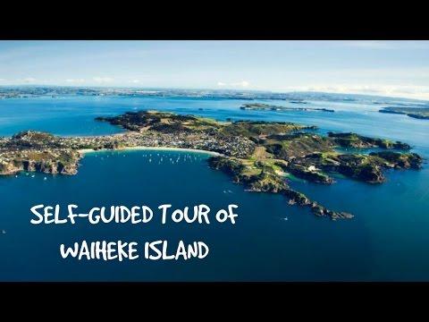 SELF-GUIDED TOUR OF WAIHEKE ISLAND | NEW ZEALAND